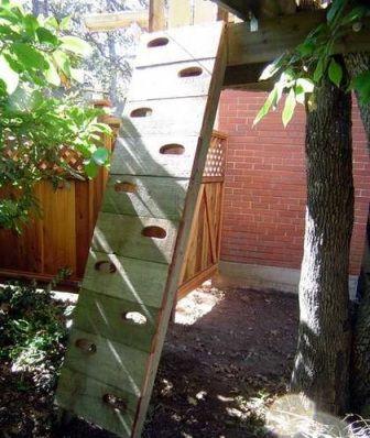 Лестница домика
