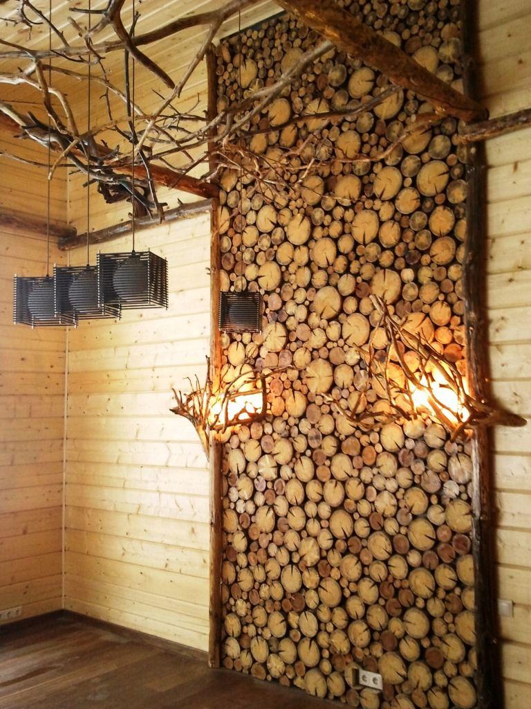 Отделка стен из дерева своими руками