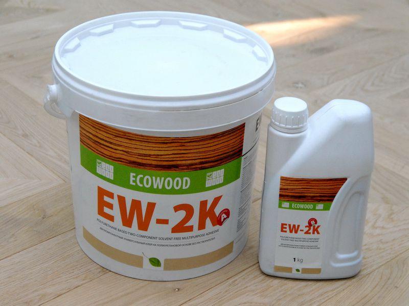 Паркетный клей Ecowood