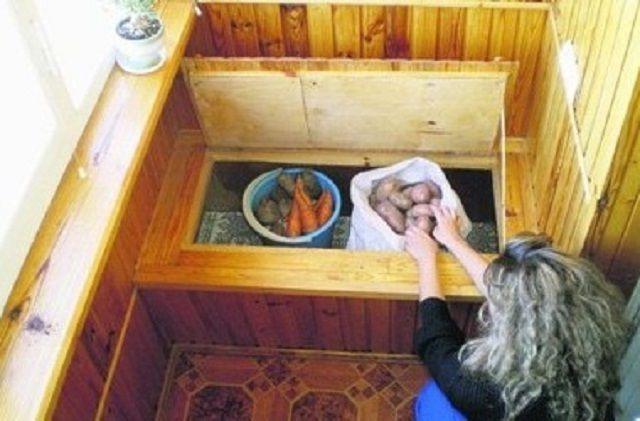 Как сделать своими руками ящик на балконе своими руками