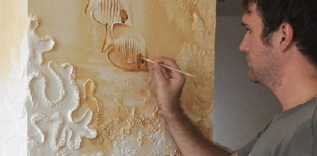 Обычное окрашивание можно дополнить элементами ручной росписи