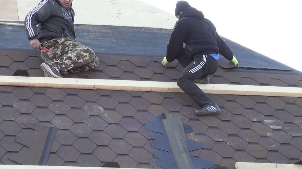 Как сделать крышу из мягкой кровли своими руками 83