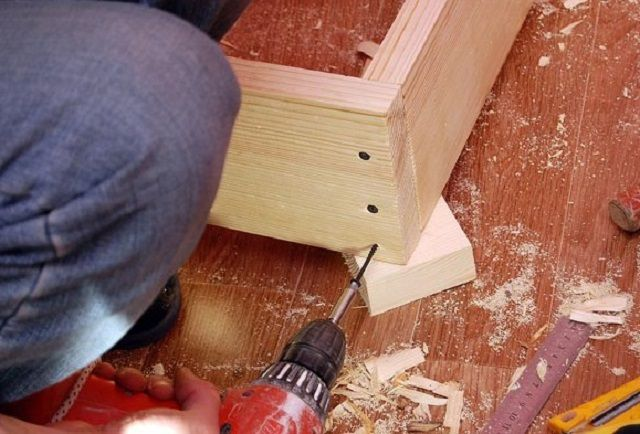 Как сделана коробка межкомнатной двери
