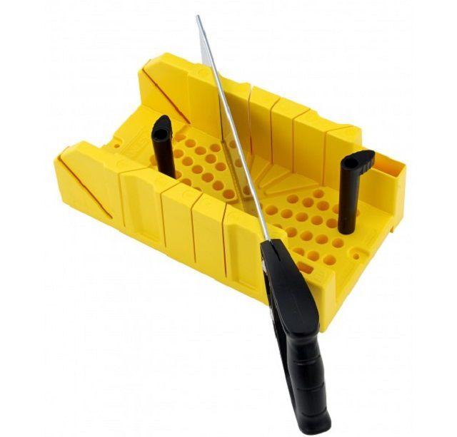 Стусло с ножовкой - необходимы для точной подгонки деревянных деталей