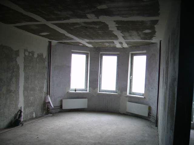 Так выглядит только что от строенная квартира