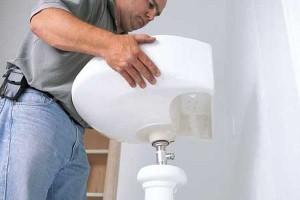 Установка сантехники - довольно сложный этап ремонта квартиры