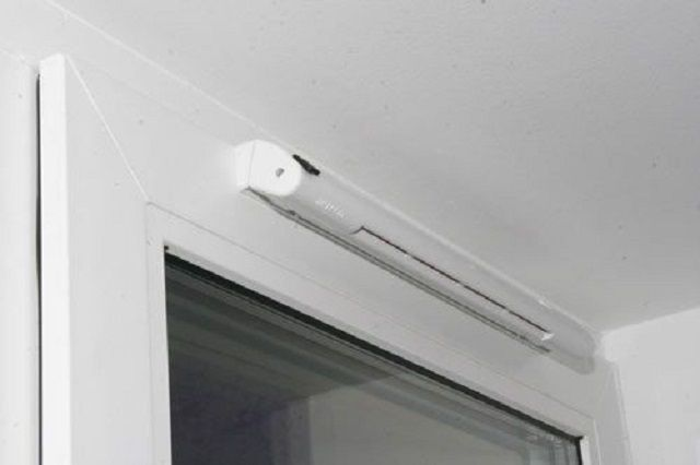 Наиболее удобны в повседневной эксплуатации автоматические клапаны приточной вентиляции