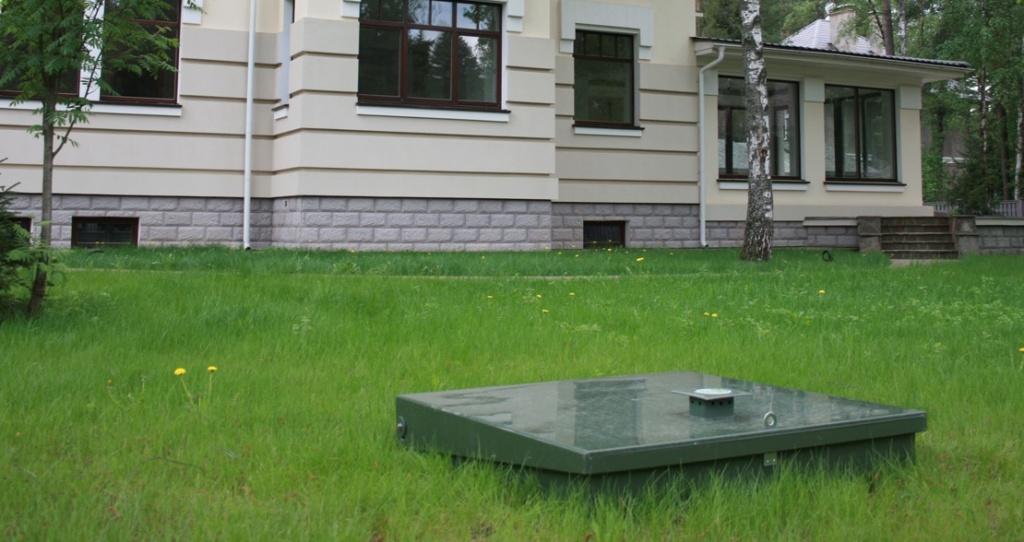 Автономная канализация видео