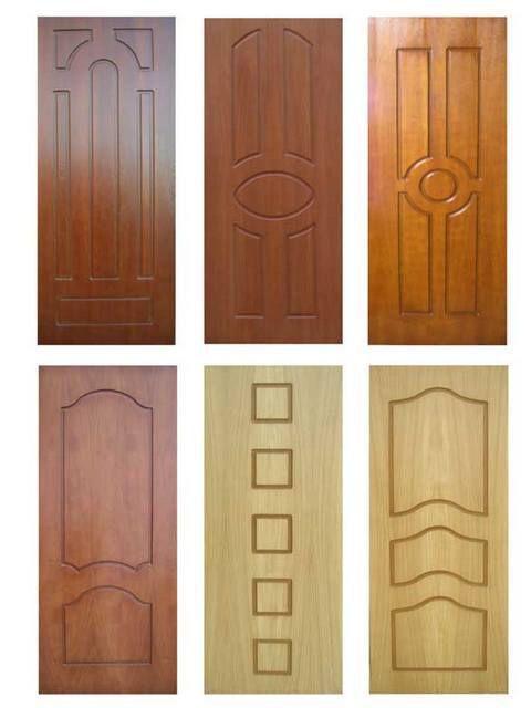 Один из самых ходовых материалов для изготовления дверей - МDF
