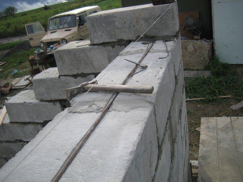 Строительство дома из пеноблоков своими руками - Overhear