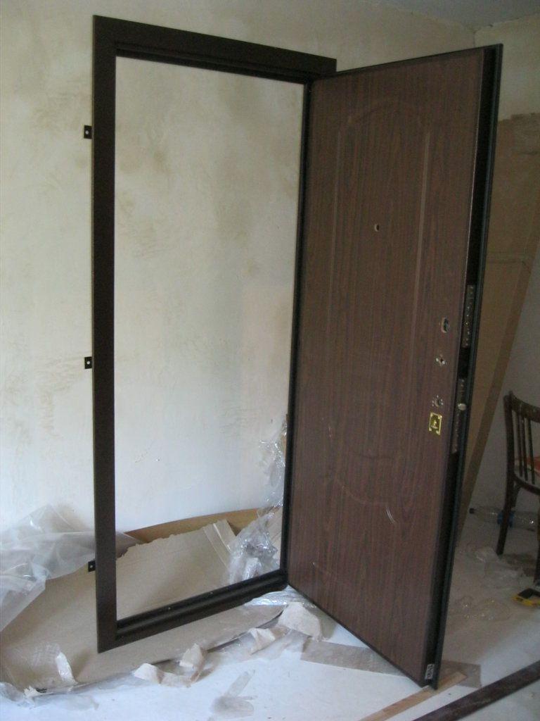 стальные двери красноармейский 7
