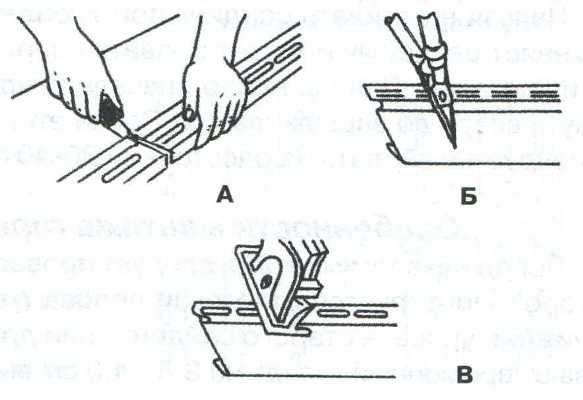 Для резки виниловых панелей сайдинга используют ножницы по металлу, ножовку, нож-резак или ручную электропилу с абразивным колесом
