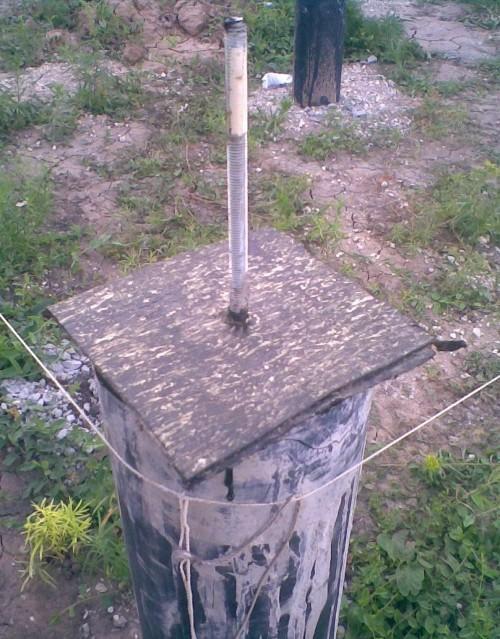Трубчатый фундамент пошаговая инструкция