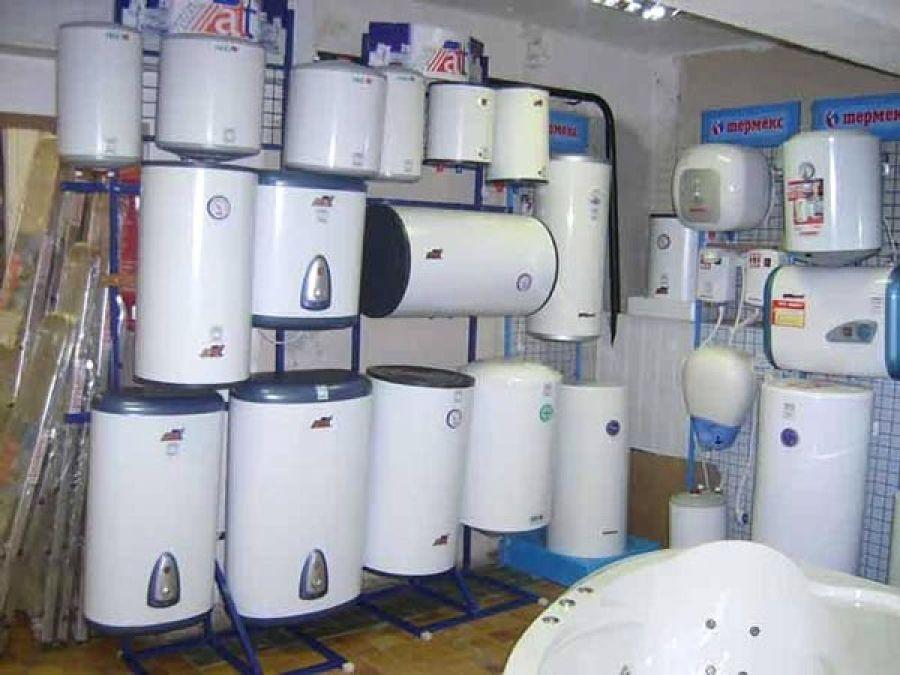 Модели водонагревателей