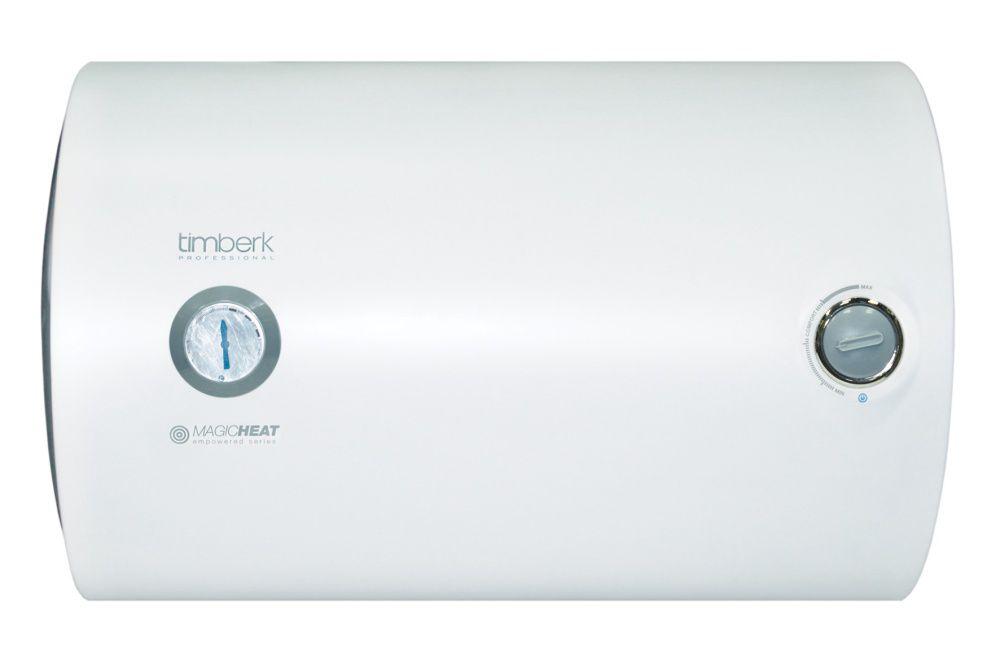 Накопительный водонагреватель Timberk  RE4 50 VH, покрытие - стеклофарфоровая эмаль