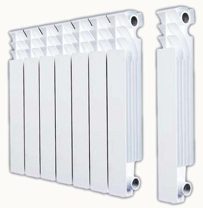 Радиатор, изготовленный методом экструзии