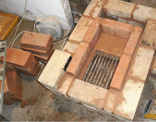 Печь голландка своими руками пошаговая инструкция
