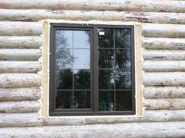 Как неправильно и правильно установлены окна