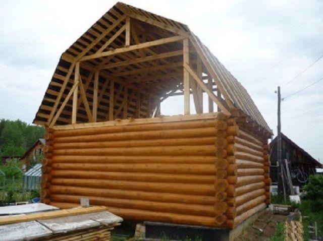 Монтаж мансардной крыши - дело непростое