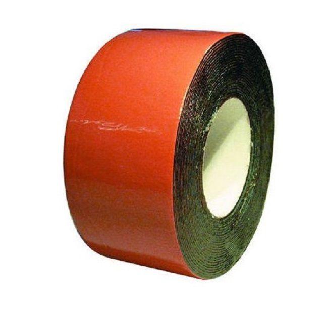 Ондубанд - удобный материал для герметизации прохода трубы через кровлю