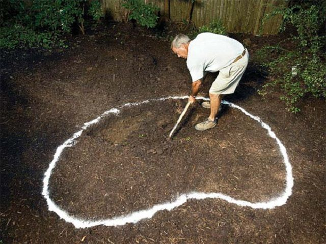Одна из самых трудозатратных операций - земляные работы