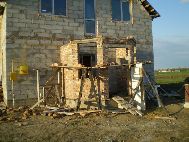 Дом своими руками без опыта строительства и