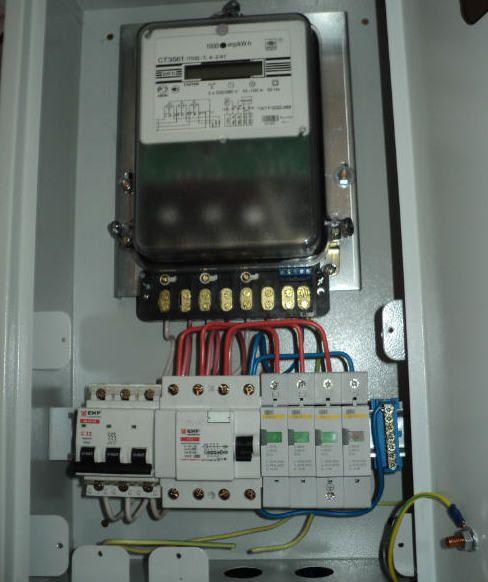 Проект электроснабжения и электромонтажные работы