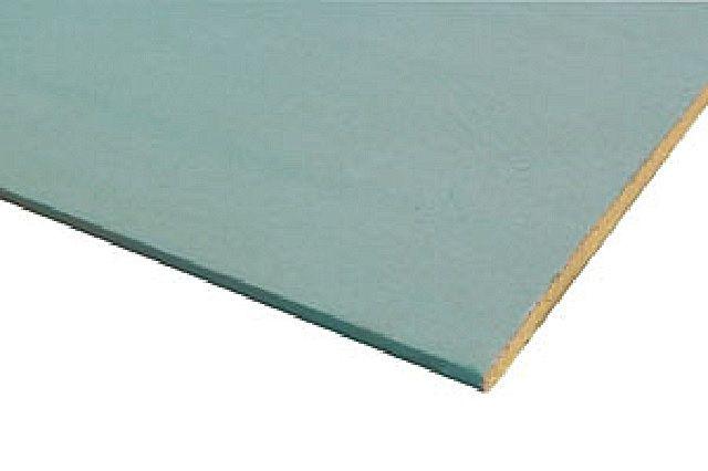 ГКЛВО - материал. совмещающий влагостойкость и устойчивость к высоким температурам