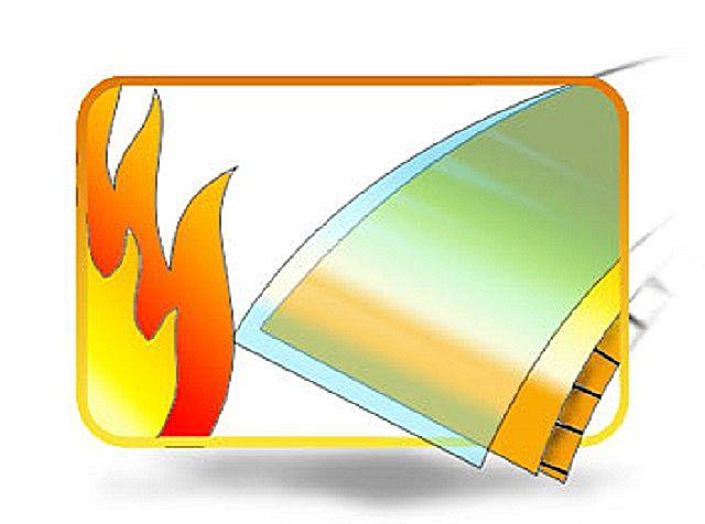Поликарбонат можно смело отнести к жаростойкому и пожаробезопасному материалу