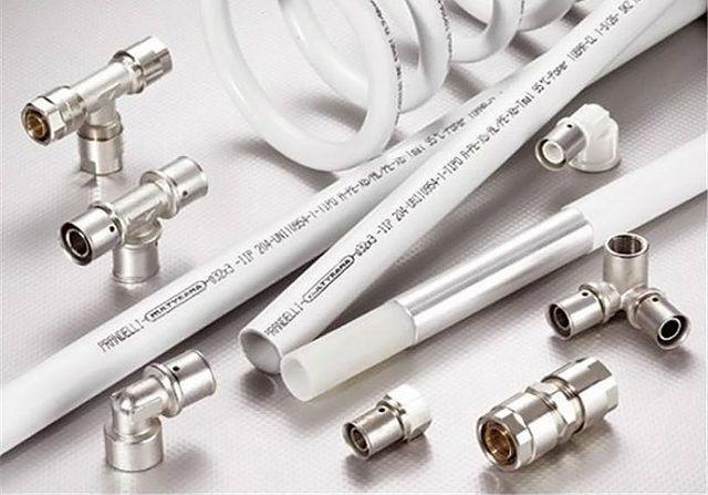 Металлопластиковые трубы - только для наружной прокладки
