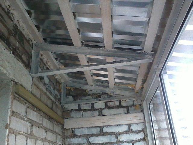 Монтаж независимой крыши