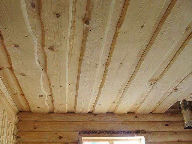 Для укладки настильного потолка существуют  некоторые ограничения