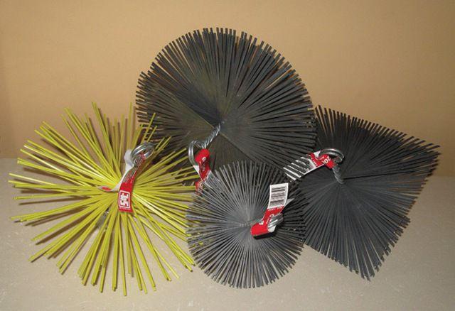 Щетки различной формы и размера