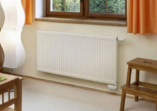 Выбор различных моделей панельных радиаторов - очень широк