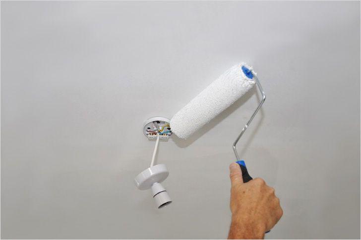 Окраска водоэмульсионной краской своими руками