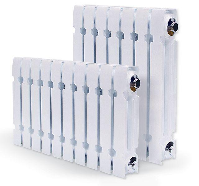 Современные чугунные радиаторы