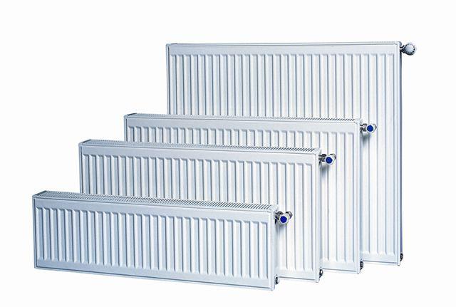 Панельные радиаторы можно подобрать любого размера