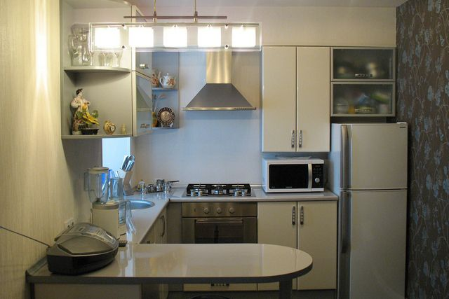 Кухня для своим руками для ремонта