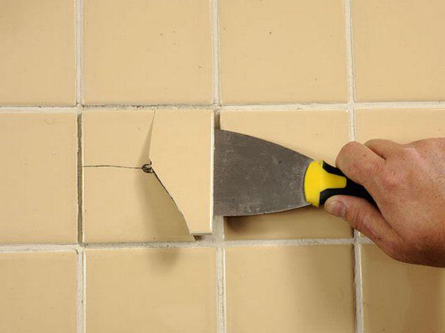 Как сверлить кафельную плитку на стене