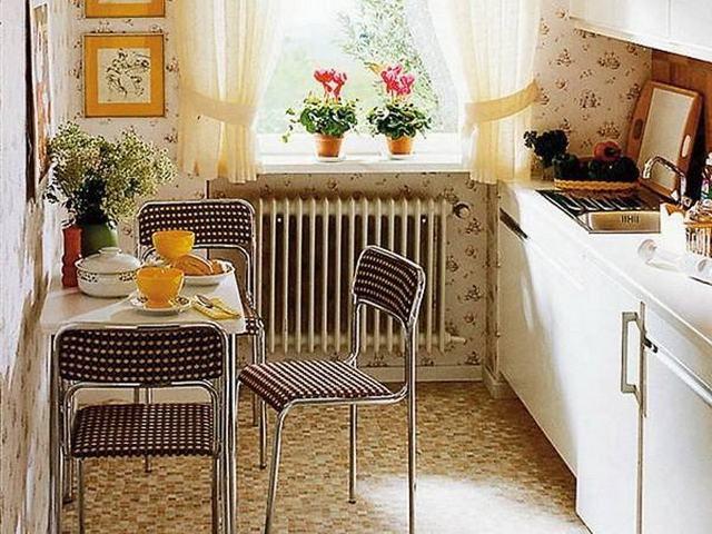 В конце-концов, кухня должна быть просто красивой и уютной