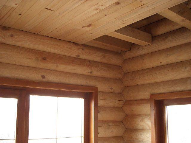 Подшивной потолок в процессе монтажа