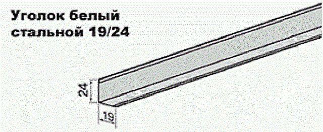 Угловой профиль