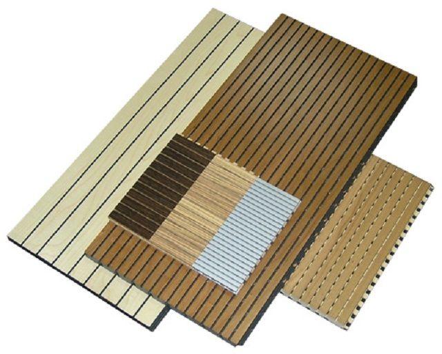 Многослойные звукоизоляционные панели