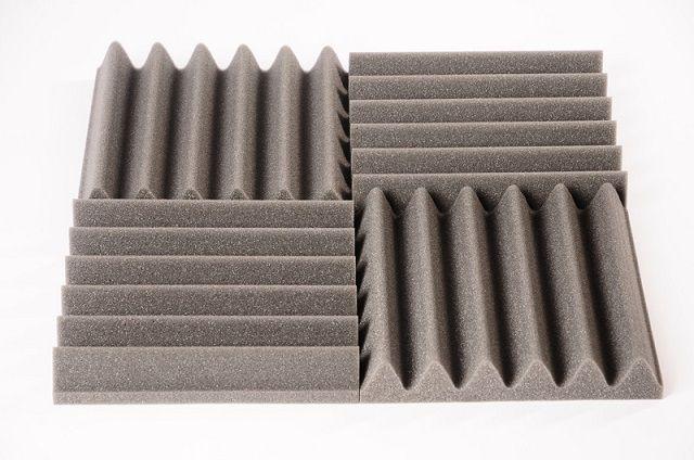Акустические панели создают высокоэффективную звукоизоляцию