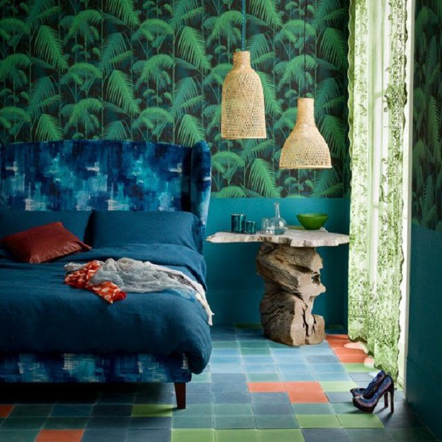 Интерьер спальной очень часто говорит и о характере и пристрастиях хозяев