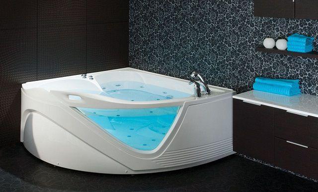 Ванна должна соответствовать размерам помещения