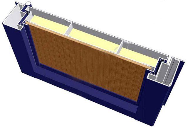 Оптимальный вариант - гнутые профили  из холоднокатанного металла