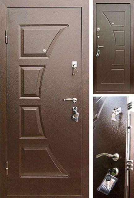 хорошая входная дверь в квартиру
