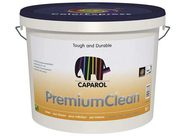 Краска для потолков «Premium Clean»