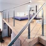 Пример антресольного этажа